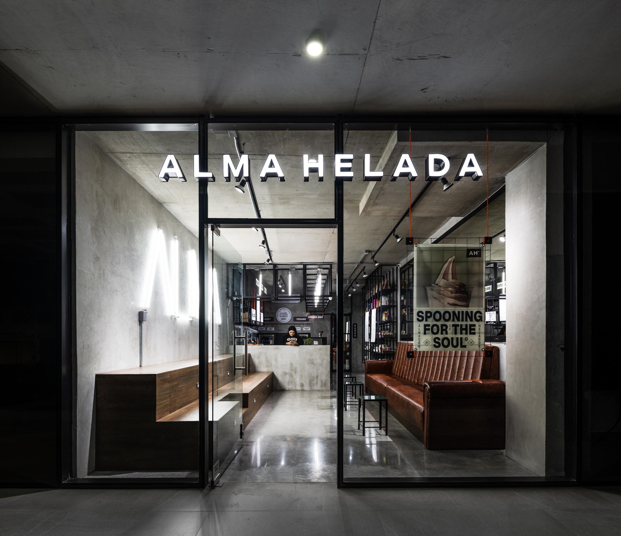 Alma Helada